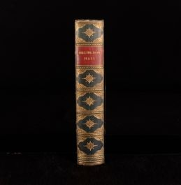 1888 Robert Smith Surtees Hillingdon Hall In Leather Binding With Twelve Plates
