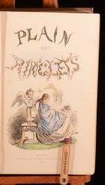 1860 Surtees Plain Or Ringlets First Edition With Thirteen Hand-Coloured Plates
