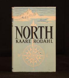 1954 North The Nature And Drama Of The Polar World Kaare Rodahl Switinbank Illus