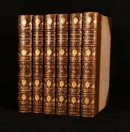 1834 The Works of Robert Burns; With His Life
