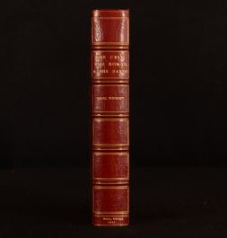 1852 The Celt The Roman and The Saxon A History Thomas Wright Fazakerley Binding