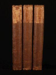 1852 3 Vols Henry ESMOND by William THACKERAY FIRST Ed