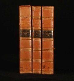 1808-09 3Vols RACCOLTA di Prose Italiane Italian Prose