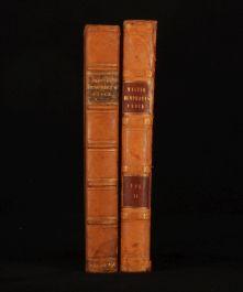 1840-41 2 Vols Master Humphrey's Clock DICKENS 1st Ed