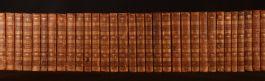 1802-03 39vol The British Essayists Alexander Chalmers Frontispiece
