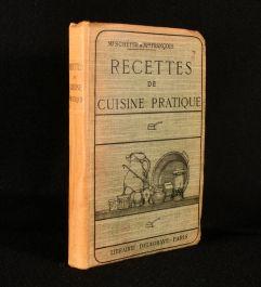 1927 Recettes de Cuisine Pratique