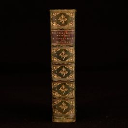 1882 The Miscellaneous Writings and Speeches Lord Macaulay Essays