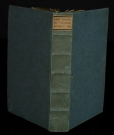 1904 AVON BOOKLET 1st Volume TENNYSON Thackeray