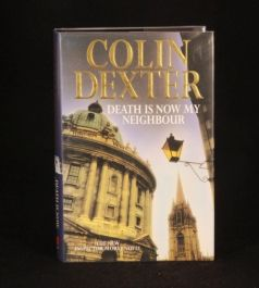 1996 Death is Now My Neighbour C.DEXTER FIRST EDITION