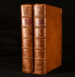 1760 A Dictionary of The English and Italian Languages