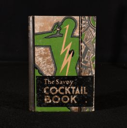 1930 The Savoy Cocktail Book