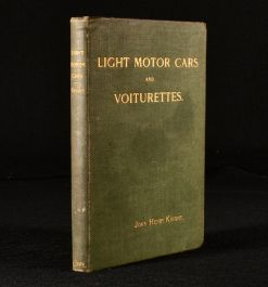 1902 Light Motor Cars and Voiturettes