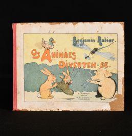 1921 Os Animaes Divertem-Se