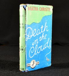 c1940 Death in the Clouds