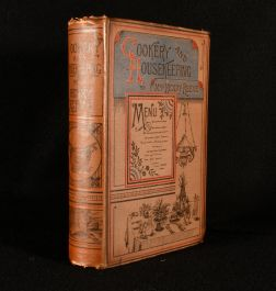 1882 Cookery and Housekeeping