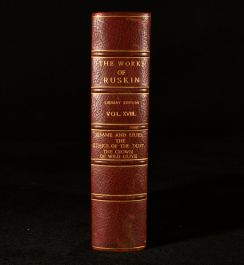 1905 The Works of John Ruskin Vol XVIII