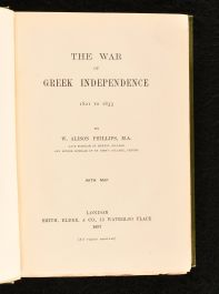 1897 The War of Greek Independence
