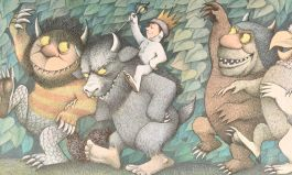 1971 Let the Wild Rumpus Start III Where the Wild Things Are
