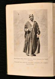 1933 Ibn Sa'ud the Puritan King of Arabia