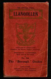 c1900 Llangollen, the Official Guide