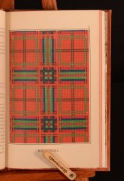 1884 Sketches of The Clans of Scotland Colour Illustrations First Ed