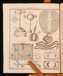 1738 Memoirs of the Royal Society By Benjamin BADDAM