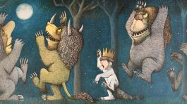 1971 Let the Wild Rumpus Start I Where the Wild Things Are