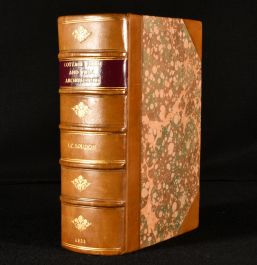 1833 An Encyclopaedia of Cottage Farm and Villa Architecture