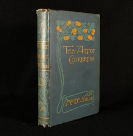 1898 The Art of Cookery