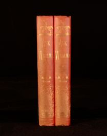 1899 2Vols R.S. Surtees Ask Mamma John Leech Illustrations Limited Edition