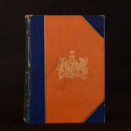 1890 Tennis Lawn Tennis Rackets Fives Badminton Library Deluxe Edition 1st Ed.