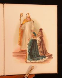 1895 King Robert of Sicily Henry Wadsworth Longfellow Illus Jane Willis Grey