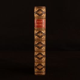 1904 2vols in 1 Wolfe A G Bradley Wellington George Hooper Full Calf Binding