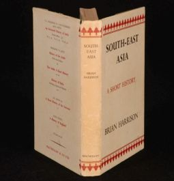 1954 South-East ASIA A Short History by Brian HARRISON