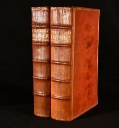 1931 The Iliad and The Odyssey