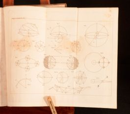 1827 3vol Universal Geography or A Description of All The Parts of the World