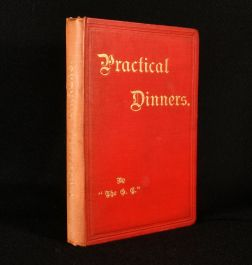 1887 Practical Dinners