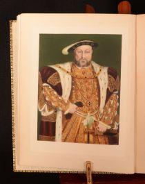 1902 Henry VIII A. F. Pollard Limited Edition Illustrated British Monarchy
