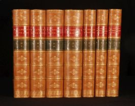 1860-1877 7vol The WORKS of MACAULAY Macaulay's ENGLAND
