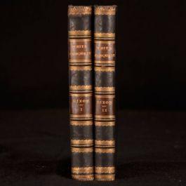 1876 2vols White Conquest William Hepworth Dixon Tauchnitz Scarce North America