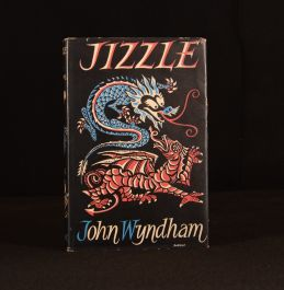 1954 Jizzle John Wyndham First Edition Science Fiction Anthology