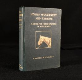 1900 Stable Management and Exercise