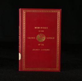1904 Some Memorials of the Globe Lodge No 23
