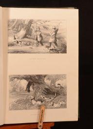 c1870 5vol Rural Life Horses Dogs Cattle Edwin Thomas Landseer Illustrated