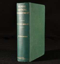 1943 Rural Estate Management A Compendium at The Service of Agricultural Landowners