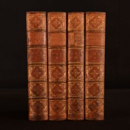 1800 3volsin4 Prose Work of John Dryden Life and Writings Edmond Malone 1st Thus
