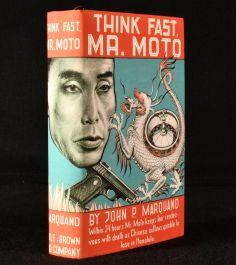 1937 Think Fast, Mr. Moto