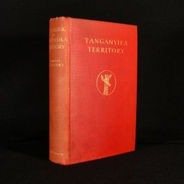 1930 The Handbook of Tanganyika