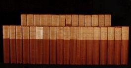 1894-1903 33v Works of ROBERT LOUIS STEVENSON Edinburgh