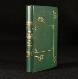 1866 The Prince's Progress and Other Poems